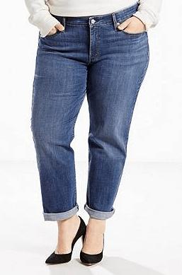 Levis Boyfriend Jeans