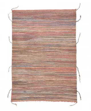 Moroccan Wool Flat Weave