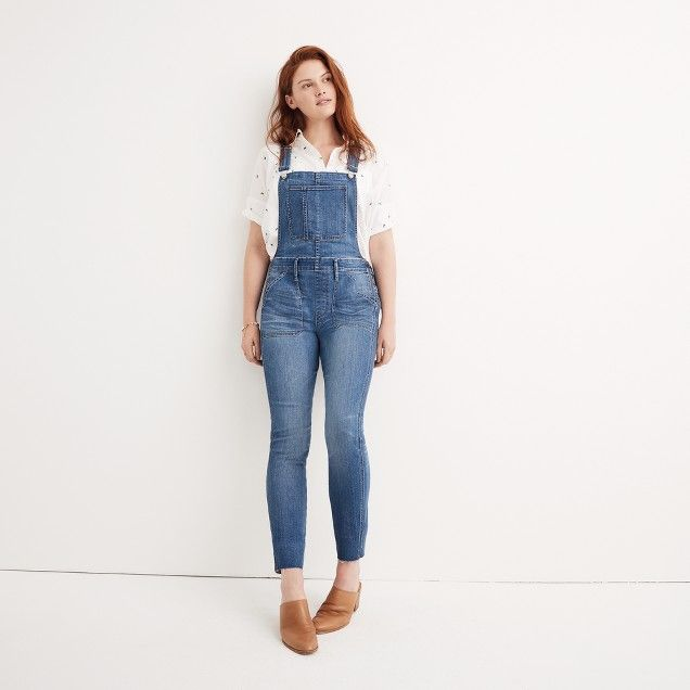 a94985d4f4 6 Chic Overalls to Send Off Summer in Style