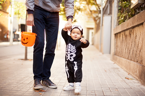 2018's Cutest Infant Costumes for Baby's First Halloween