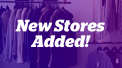 #ICYMI: Newly Added Stores