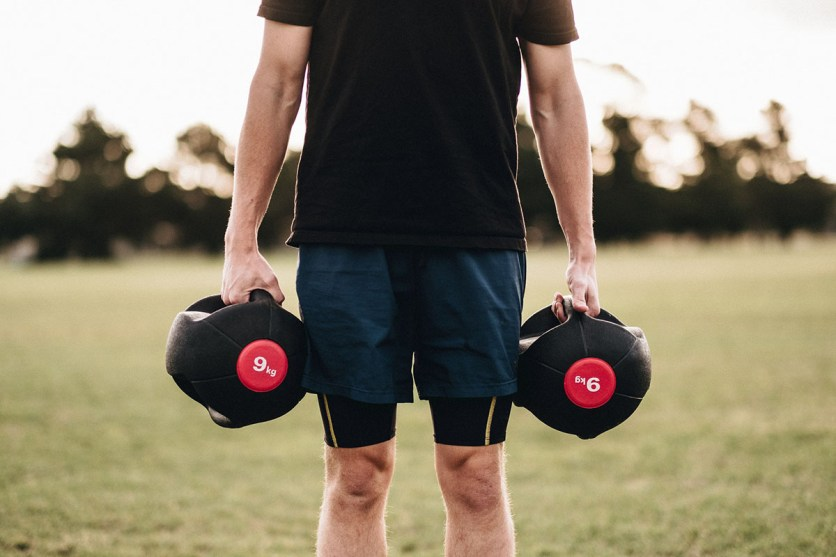 4 Quick Workouts That'll Keep You Out of the Gym