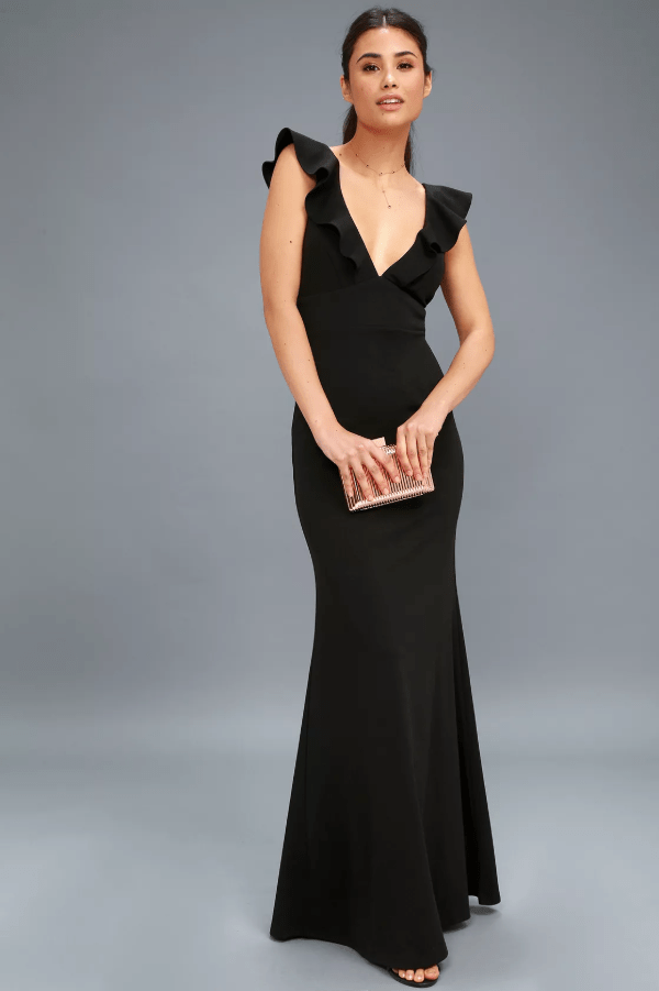 Lulu's Perfect Opportunity Maxi Dress