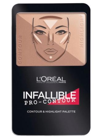 L'Oreal Paris Infallible Pro Contour Palette