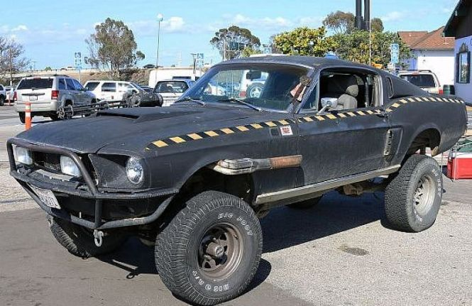 Mad Max Fury Road How Cars Were Made Business Insider