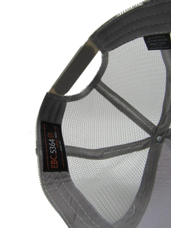 ebc 5364 casquette gris clair 5 - EBC 5364