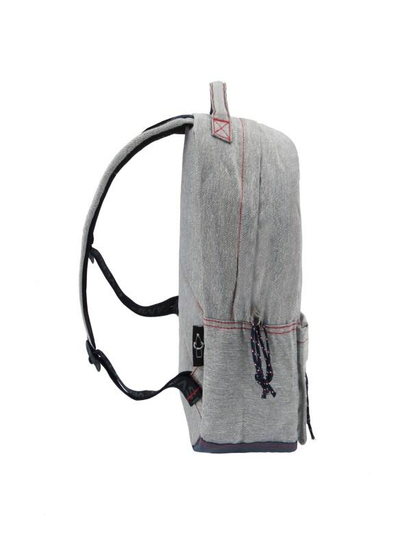 ebc5364 sac a dos enfant mini seti gris chine recycle - EBC 5364