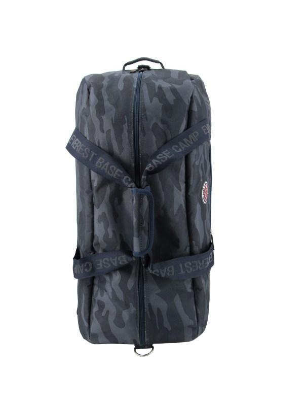 ebc5364 sac de voyage camo black camouflage noir roulette - EBC 5364