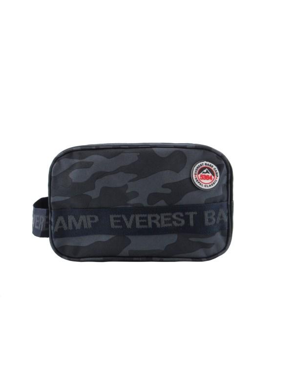 ebc5364 trousse de toilette camouflage noir katmandu - EBC 5364