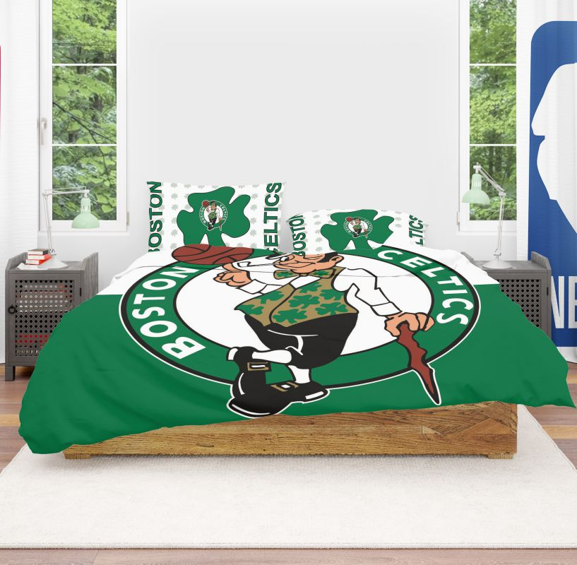 Buy Nba Boston Celtics Bedding Comforter Set 50 Off