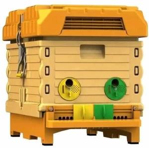 Apimaye Insulated 7-Frame Plastic Beehive for Sale