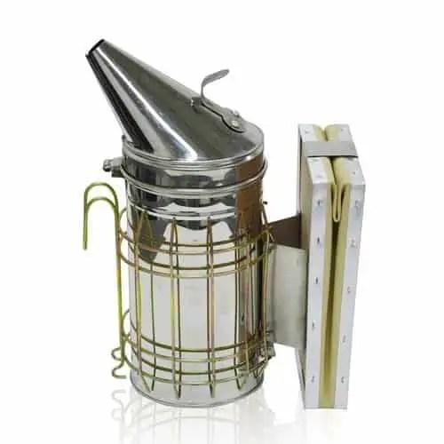 Aspectek beehive smoker for beekeepers