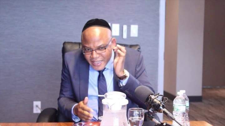 Don't attempt coming abroad if you owe workers – Nnamdi Kanu warns South East governors