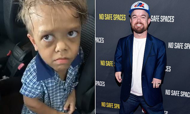 Brad Williams a Comedian with dwarfism raises almost $200,000 to send bullied 9-year-old with dwarfism to Disneyland