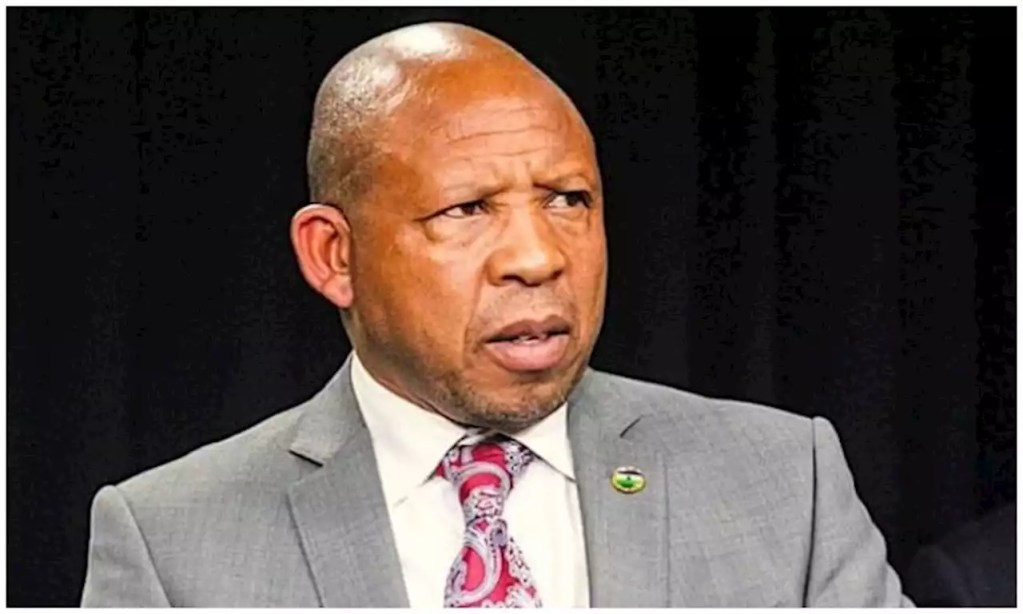 BREAKING: New PM Lesotho has been sworn in after Thabane's resignation