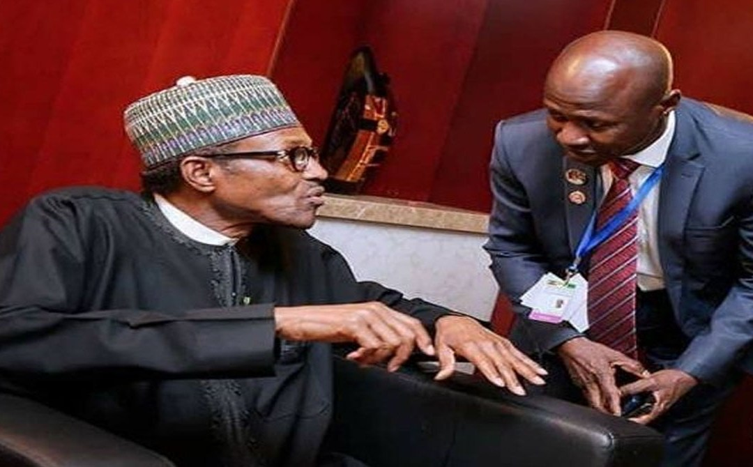 BREAKING: Buhari has approved the suspension of Magu as EFCC acting chairman – AGF