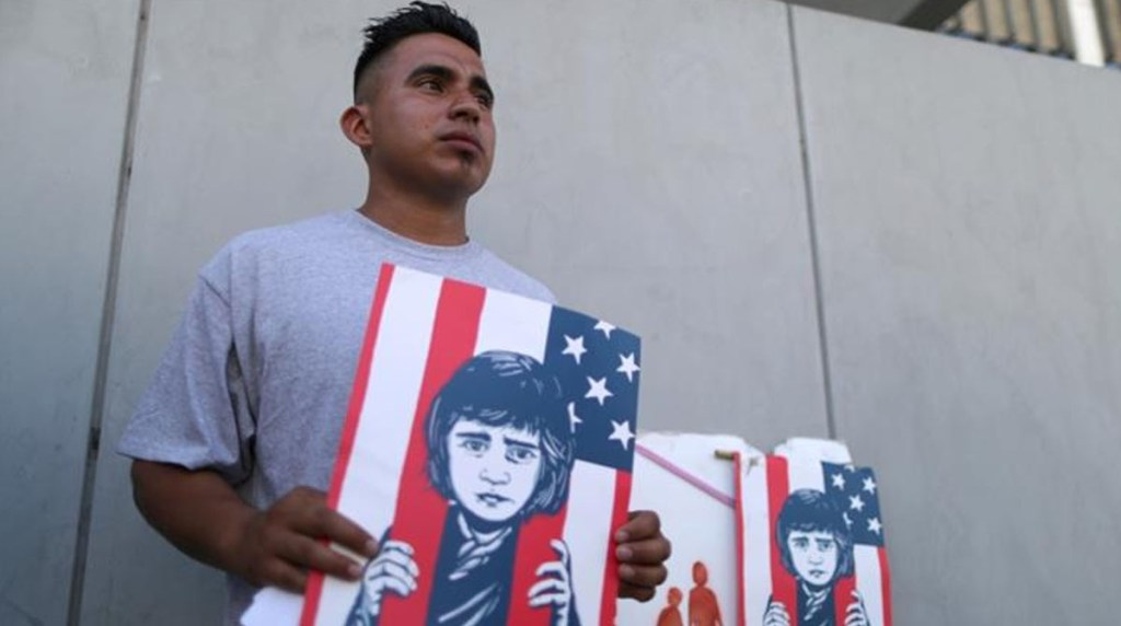 The new US rules make it difficult for asylum seekers to work in the US