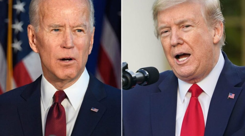Don't Wrongfully Claim Office Of President, Trump Warns Biden