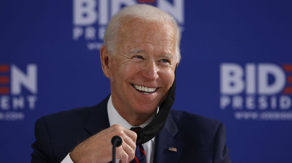 Joe Biden becomes a first-ever presidential candidate to receive 80 million votes