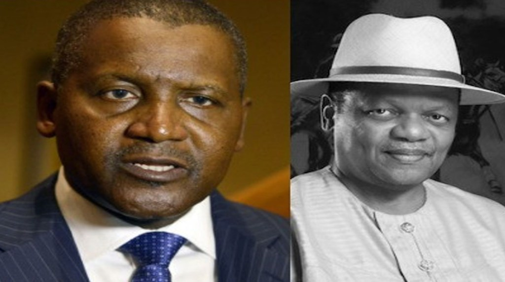 The Nigerian economy is rigged in favour of a handful of well-connected persons - Atedo Peterside kicks as FG reopens border only for Dangote