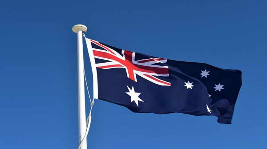 Australia has changed one word in its national anthem to reflect what the prime minister called the spirit of unity and its countrys Indigenous population