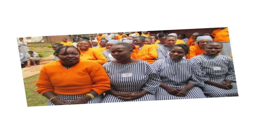 We want s3x Kenyan female inmates cry out calling for a change in laws that prevent them from enjoying s3xual intimacy 1