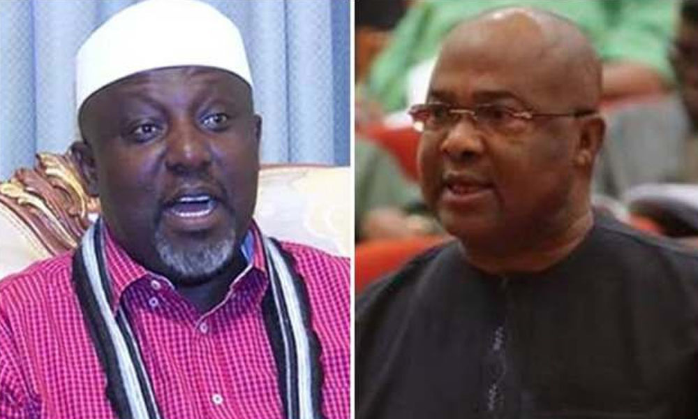 Former-Imo-State-Governor-Rochas-Okorocha-has-reacted-to-Governor-Hope-Uzodimmas-announcement-of-renaming-the-Eastern-Palm-University-to-K.-O