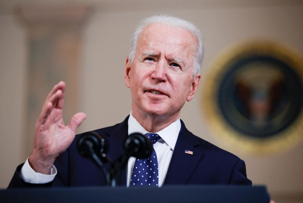 The US president Joe Biden says the guilty verdict can be a moment of significant change adding that 'we can't stop here