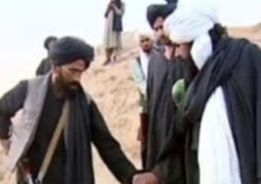 Taliban hooligans murder victims and dump bodies in mass graves despite promising a peaceful transfer of power