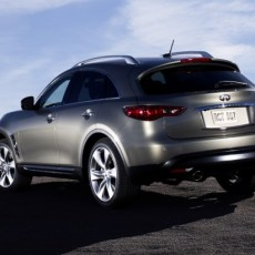 Infiniti FX 2010 Review, Smart Sporty SUV