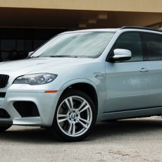 BMW X5 M Review 2010, Extreme Power