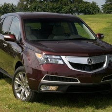 Acura MDX 2010 Review, Economical SUV