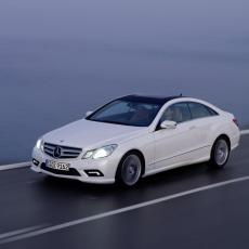 Mercedes Benz E Class Coupe Review, Luxury Coupe