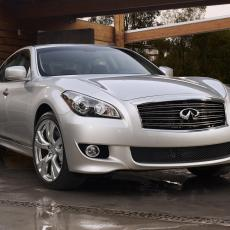 Infiniti M Review 2011, Redesigned Luxury