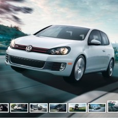 Volkswagen GTI Review 2011, Hatch Back