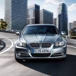 BMW 3 series sedan 2011