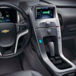 Chevrolet Volt 2011 interior