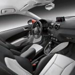 Audi A1 Interior