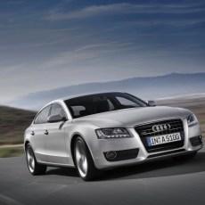 Audi A5 Sportback Review, Audi Sports Line