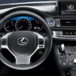 Lexus CT Interior