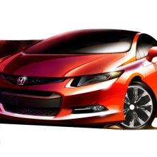 The 2012 Honda Civic – Sneak Preview