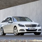 Mercedes Benz C Class Estate 2012