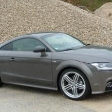 Five Best Audi TT Performance Upgrades