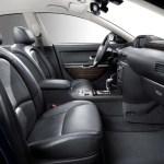 Citroen C6 interior
