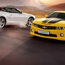 2013 Chevrolet Camaro Review – American Muscles