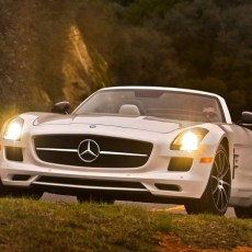 Mercedes Benz SLS Roadster Review