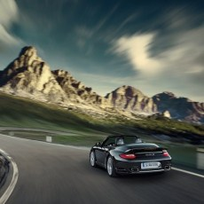 Porsche 911 Turbo S Cabriolet Review