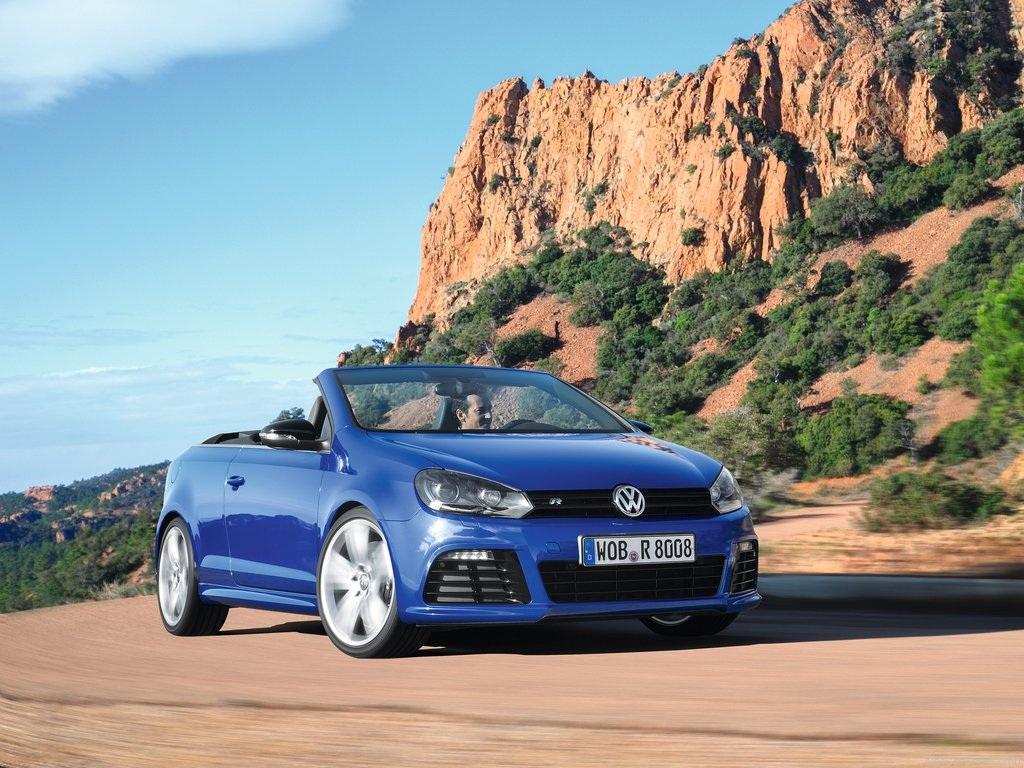 Volkswagen Golf Cabriolet Review