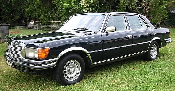 Mercedes Benz 450 SEL 1973