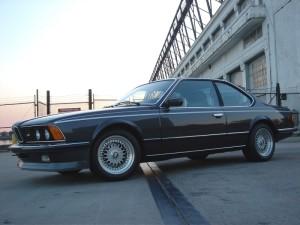1985 BMW M 635 CSi